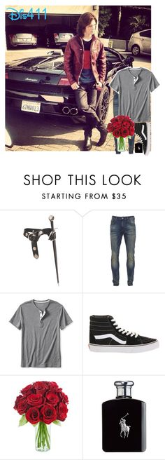 """""""-clears throat- um, Venus?"""" by not-a-muggle ❤ liked on Polyvore featuring Scotch & Soda, Banana Republic, Vans and Ralph Lauren"""