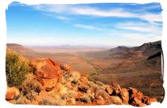 Stunning view from the top of Gannaga Pass - Tankwa Karoo National Park, National Parks in South Africa South Africa Tours, Succulent Species, Out Of Africa, Nature Reserve, Stunning View, Conservation, Flora, Succulents, National Parks