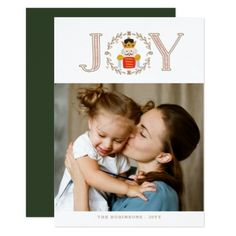 Nutcracker Prince Holiday Photo Cards - Xmas ChristmasEve Christmas Eve Christmas merry xmas family kids gifts holidays Santa