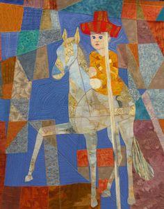 Portinari - Denise a cavalo 1960