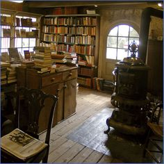 I want to live here! Baldwin's Book Barn, West Chester PA | Flickr - Photo Sharing!