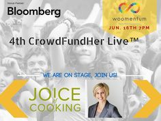 Very excited about this going on stage in less than 48 hours with #CrowdFundHer. Friends in Singapore join us few tickets still left http://ift.tt/1YpOs7Y  #healthychoices #healthycooking #startup #FemaleFounders #foodtech @woomentum