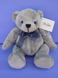 Grey Benny Bear XVII from Ben Bridge Jewelers.