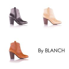 07a7d8a0ad47 By BLANCH ankle boots www.byblanch.com  ethical  vegan