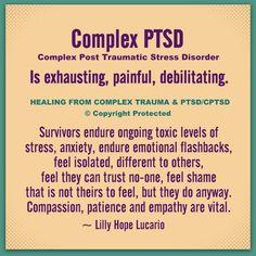 Healing Complex PTSD (@HealingCPTSD)   Twitter