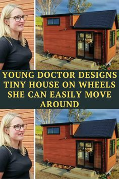 The tiny home trend is growing, but not every tiny house is just a tiny home. In the case of one doctor, she has designed a small and mobile tiny home so she can reach people in remote locations and still give them the best medical care possible.
