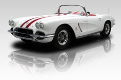 "musclecardreaming: "" 62 Corvette """