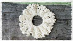 夏っぽシュシュの作り方・編み方の作り方|編み物|編み物・手芸・ソーイング|アトリエ