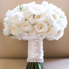 Love the crystal accents on the stems