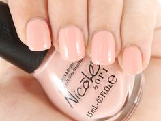 "Nicole by OPI ""Paparazzi Don't Preach"""