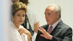 CULTURA,   ESPORTE   E   POLÍTICA: Dilma ou Temer?
