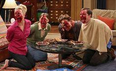 "Escenas de ""The Big Bang Theory"""