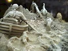 This is definitely one of the best I've seen. The waves are amazing!
