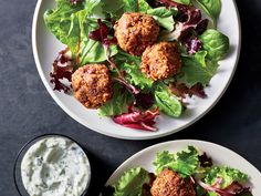 Get More Veggies With These Lamb and Beet Meatballs | These lamb, beet, and bulgur meatballs are a great example of using meat as a supporting player rather than the star and getting more veggies and whole grains into your diet. If you can't find precooked beets, wrap 2 medium trimmed beets in parchment paper and microwave at HIGH for 2 minutes or until tender, then peel and finely chop.