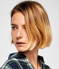 Hemos encontrado el tono de rubio que no necesita retoque mensual (y parece natural) #Hair #HairColor #Blonde #Balayage #ShortHair #Bob #BlondeBob #BlondeBalayage #Pelo #PeloClaro #Luces #Decolorar