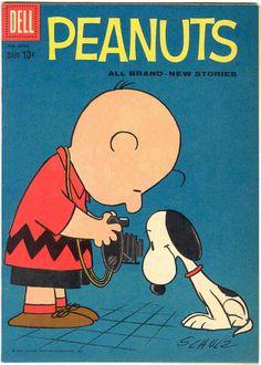 Timely-Atlas-Comics: Peanuts #4 (Feb-Mar/60)