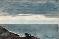 Prout's Neck, Evening