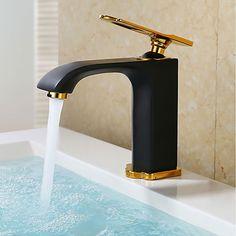 Retro Hardware Collection Standard Spout Single Handle Bathroom Sink  Faucet  FaucetSuperDeal.com