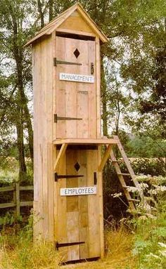corporate outhouse.. so we can get crapped on... WE ge all the crap, well, that's a bunch of crap!!!  phaahaa!!!!