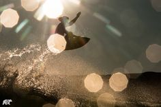 The sky's the limit   #enjoytheride #Surfing #Surf Photo cred - Chris Burkard