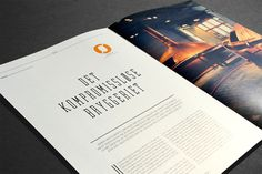 BRYGG magazine by Olesya Kurulyuk, via Behance