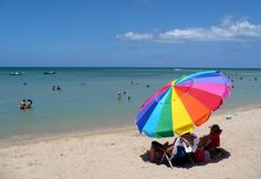 A Visual Tour of the Beaches of Puerto Rico: Playa Combate - The Longest Beach in Puerto Rico
