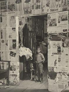 """""""East Feliciana Parish, Louisiana"""", Margaret Bourke-White, photographer, American, 1936"""