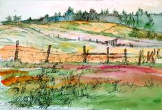 sketching farms - Google Search