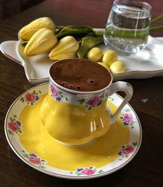 ☕️ Türk Kahvesi ☕️ #TurkishCoffee #CoffeeLovers ☕️