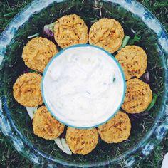 Baked Falafels (Vegan) | Millennial-Kitchen.com