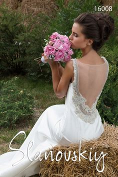Vestido de Noiva Slanovskiy 16008