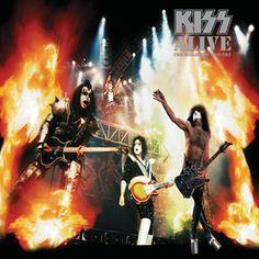 KISS Alive - The Millennium Concert 180g 2LP