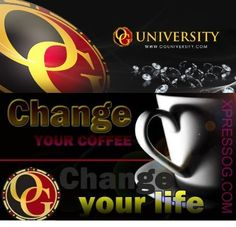 Change your coffee, Change your life: Organo Gold… Drink Coffee, Your Life, You Changed, Wealth, Tea, Facebook, Gold, Teas, Yellow
