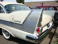 1958 Plymouth Belvedere 4-Door Sedan