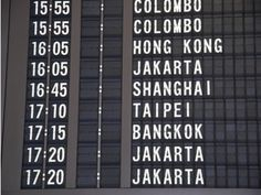 "The Jakarta Airport, named after Indonesia's first president and vice-president ""Soekarno-Hatta"", is the largest airport in Indonesia."