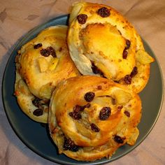 Il Blog della Titti: Girelle lievitate alle mele / Rosinen-Apfelschnecken