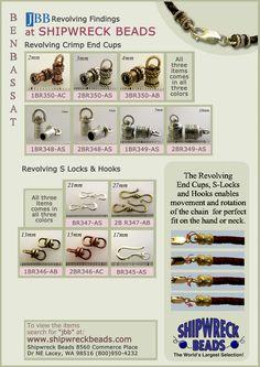 Shipwerck Beads Ad