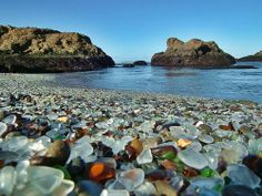 Glass Beach, Mendocino