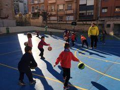 Inici del WINTER PARK, el nostre campus de bàsquet d'hivern a Carmelites!!