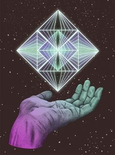 pscidoelai / Sacred Geometry <3