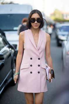 From funky prints to sweet pastels we've charted the top trends of spring 2016 spotted on the streets. See how your favorite It Girls rock the looks here: