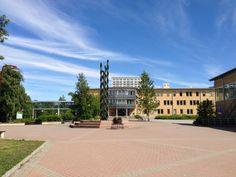 Umeå Universitet in Umeå, Västerbottens län