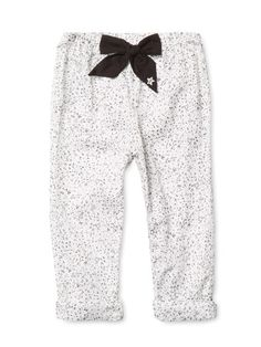 Bow Trousers by IKKS Kids at Gilt