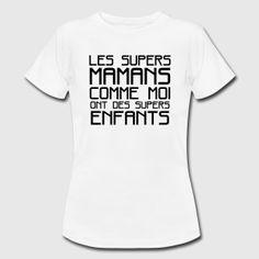 """Résultat de recherche d'images pour """"t-shirt fête des mères"""""""