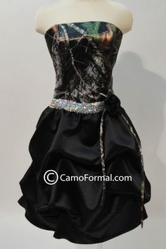 camo prom dresses | ... Oak New Breakup Attire Camouflage Prom Wedding Homecoming Formals