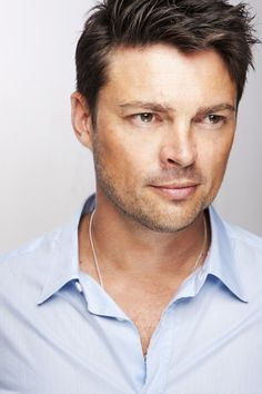 Karl Urban. He is like, really, really, really ridiculously good looking.