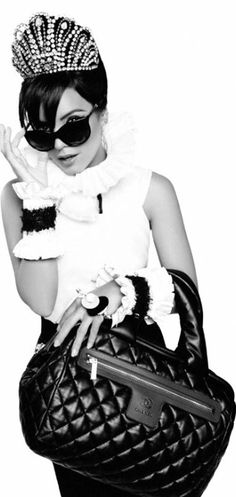 Sophisticated Lady- Chanel, Lily Allen- Via ~LadyLuxury~
