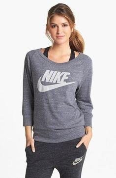 Nike 'Gym Vintage' Tee on shopstyle.com