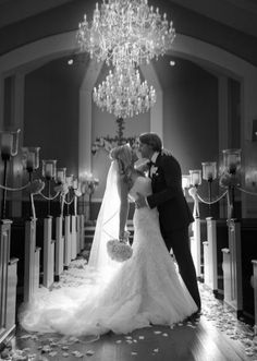 Love the dramatic shot, after everyone leaves.. if i get married in a church