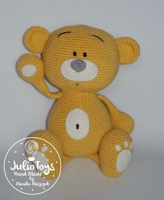 Yellow Teddy bear  https://www.etsy.com/listing/257554155/yellow-teddy-bear-crochet-toy?ref=shop_home_active_1